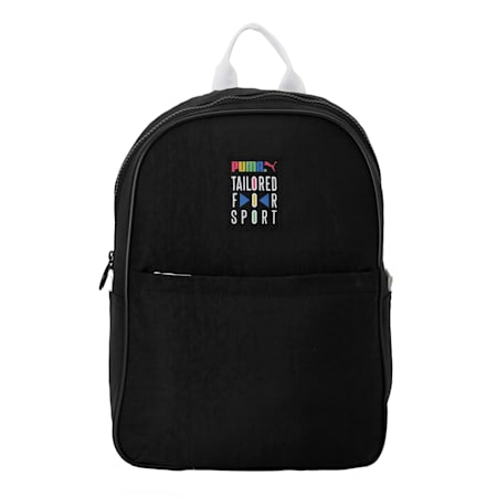 Prime Street Women's Backpack, Puma Black, small-IND