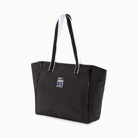 Prime Street Women's Large Shopper, Puma Black, small