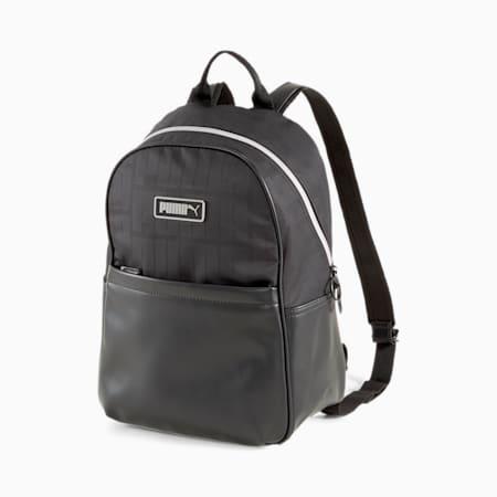 Prime Classics Women's Backpack, Puma Black, small-SEA