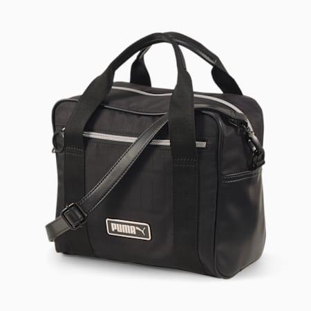 Prime Mini Damen Duffel Bag, Puma Black, small