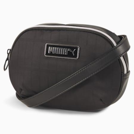 Classics X-Body Women's Shoulder Bag, Puma Black, small