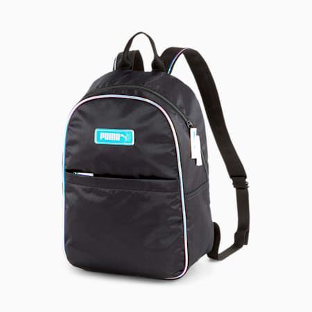 Prime Time Women's Backpack, Puma Black, small-SEA
