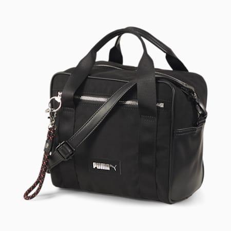 Prime Premium Mini Women's Duffel Bag, Puma Black, small-IND