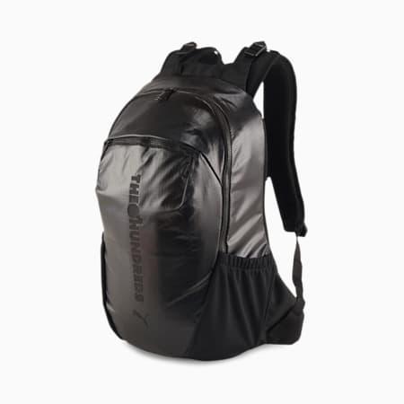 PUMA x THE HUNDREDS Backpack, Puma Black, small-SEA