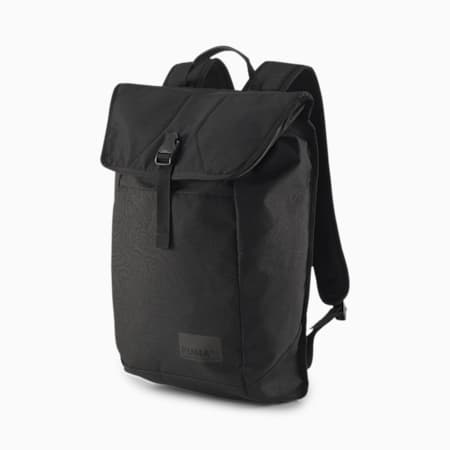 Street Backpack, Puma Black-AOP, small-IND