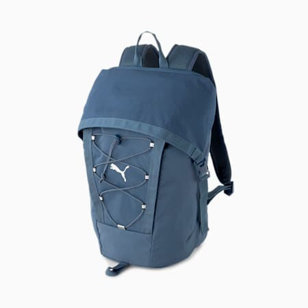 X Pro Backpack, Dark Denim, small