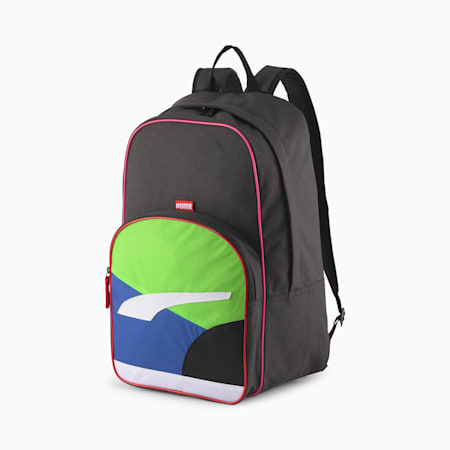 Evolution Rider Game On Backpack, Puma Black, small-SEA