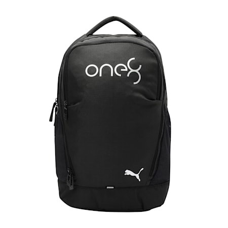 one8 PUMA x VK Hip Women's Backpack, Puma Black, small-IND