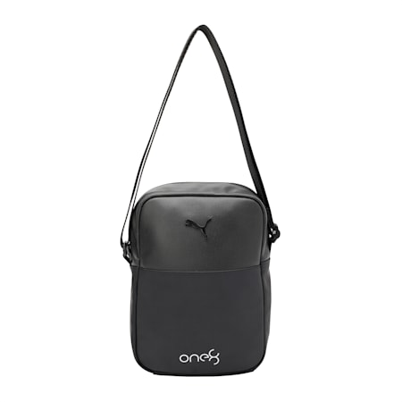one8 PUMA x VK Unisex Portable Bag, Puma Black, small-IND