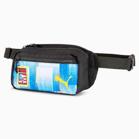 Influence Pack-bæltetaske, Peacoat-Blue Yonder-HAV, small