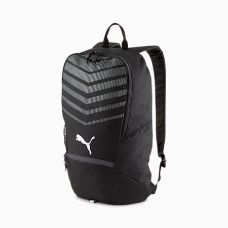 ftblPLAY Backpack, Puma Black-Asphalt, small-SEA