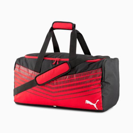 ftblPLAY Medium Bag, Puma Red-Puma Black, small