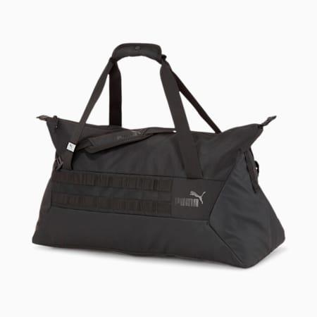 ftblNXT Medium Sports Bag, Puma Black, small-IND