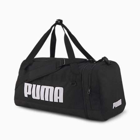 プーマ チャレンジャー ダッフルバッグM PRO 58L, Puma Black, small-JPN