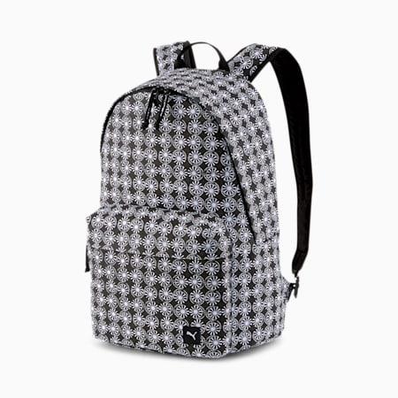 PUMA x ODIN Backpack, Puma White-Puma Black-Zoltar, small