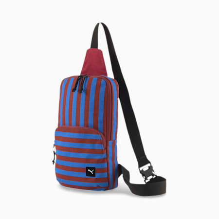 PUMA x ODIN Cross Body Bag, Princess blue-Condovan, small