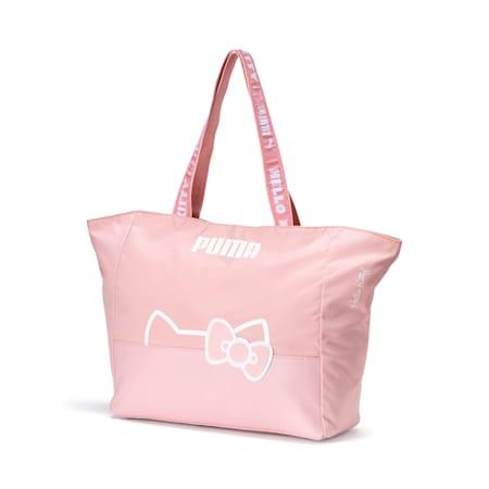PUMA x HELLO KITTY Women's Large Shopper, Silver Pink, small-SEA