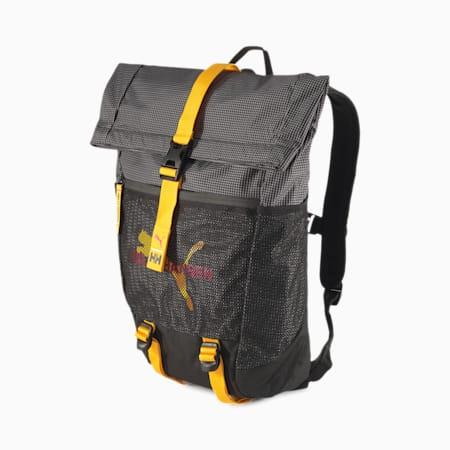 PUMA x HELLY HANSEN Backpack, Puma Black, small-SEA