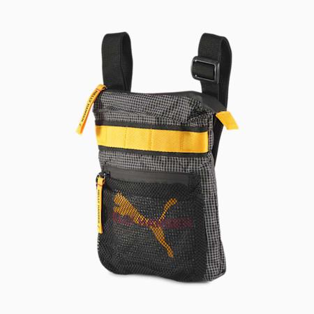 PUMA x HELLY HANSEN Portable Shoulder Bag, Puma Black, small