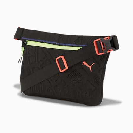 PUMA x CENTRAL SAINT MARTINS Knit Waist Bag, Puma Black, small