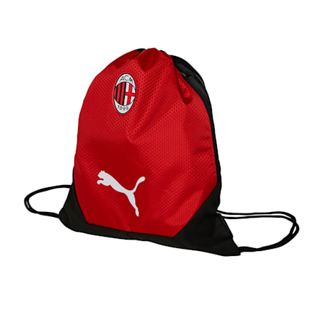 ACM 파이널 짐 색/ACM FINAL Gym sack, Puma Black-Tango Red, small-KOR