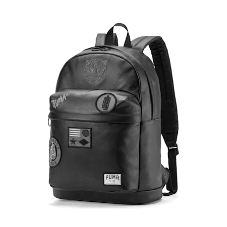 AL x PUMA Women's Backpack, Puma Black, small