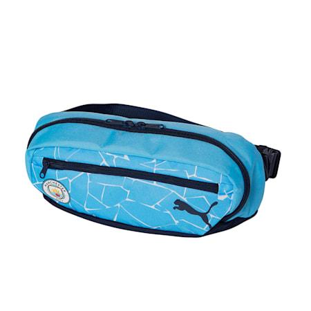 MCFC 맨시티 FtblCore 웨이스트백/MCFC FtblCore Waist Bag, Team Light Blue-Peacoat, small-KOR
