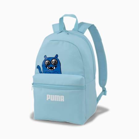 Monster Kids' Backpack, Aquamarine, small-SEA