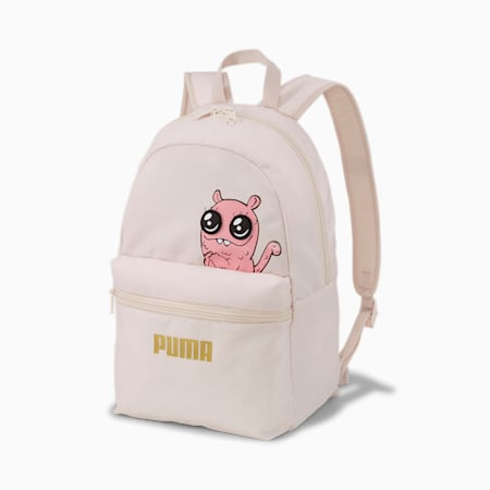 Monster Kids' Backpack, Rosewater, small-SEA