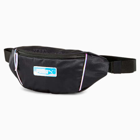 Prime Time Women's Waist Bag, Puma Black, small-SEA