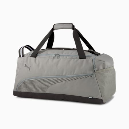 Fundamentals Lifestyle Sports Bag, Ultra Gray, small-IND