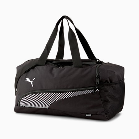 Fundamentals Sports Bag, Puma Black, small-SEA