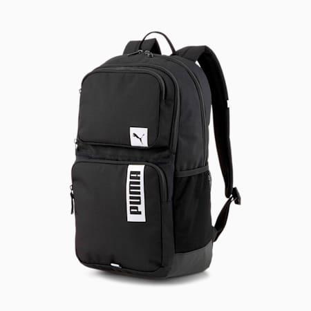 PUMA Deck Backpack II, Puma Black, small