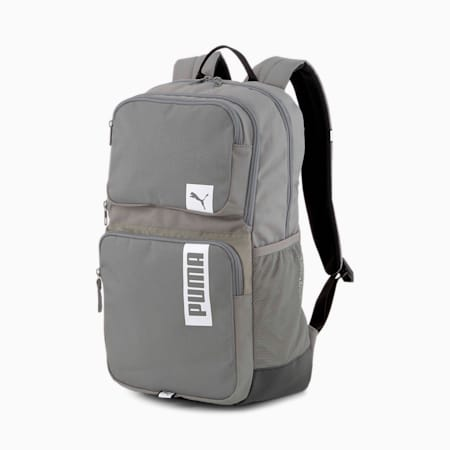 Deck Backpack II, Ultra Gray, small