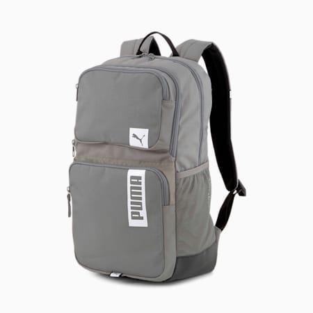 Deck Backpack II, Ultra Gray, small