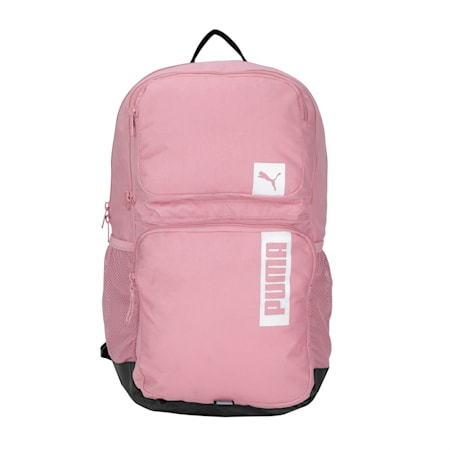 PUMA Deck II Unisex Backpack, Foxglove, small-IND