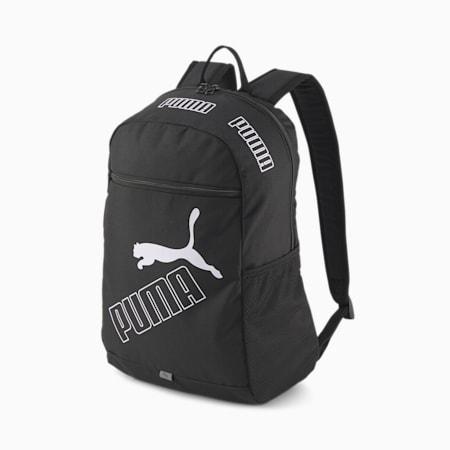 Phase Backpack II, Puma Black, small