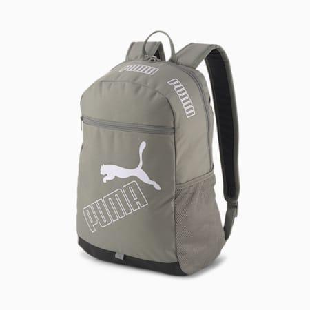 PUMA Phase Backpack II, Ultra Gray, small-SEA