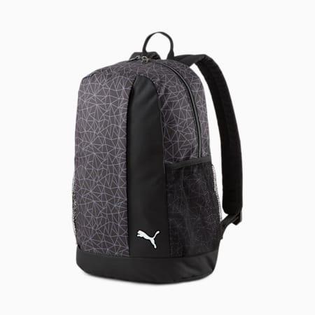 Beta Backpack, Puma Black-AOP, small-SEA