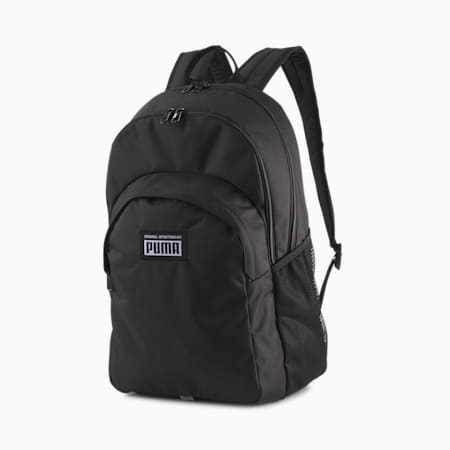 PUMA Academy Backpack, Puma Black, small