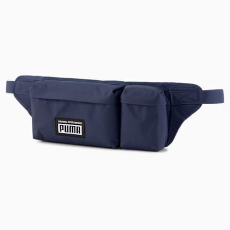Academy Multi Waist Bag, Peacoat, small-SEA