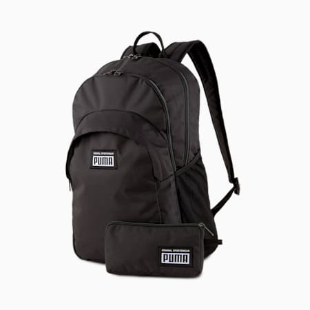 Academy Backpack Set, Puma Black, small-SEA