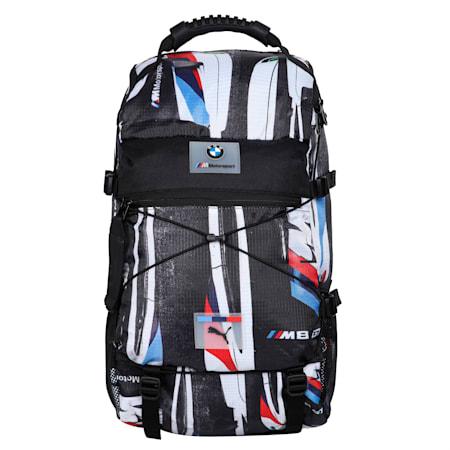 BMW M Motorsport Street Backpack, Puma Black, small-IND