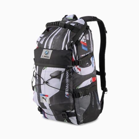 BMW M Motorsport Street Backpack, Puma Black, small