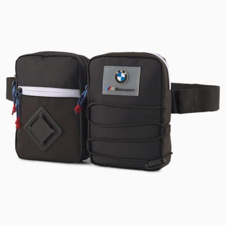BMW M Motorsport Utility Bag, Puma Black, small