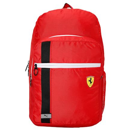 Scuderia Ferrari Race Backpack, Rosso Corsa, small-IND