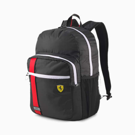Scuderia Ferrari Race Backpack, Puma Black, small-IND