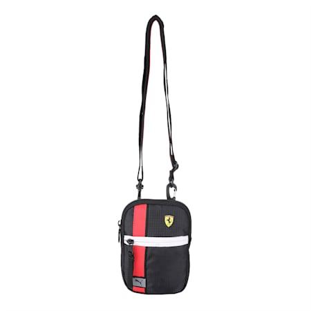 Scuderia Ferrari Race Mini Portable Bag, Puma Black, small-IND