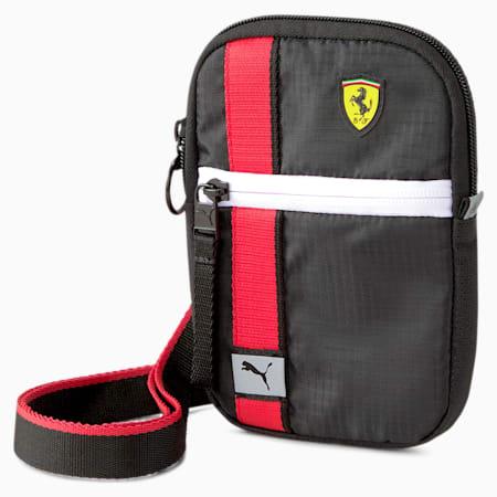 Scuderia Ferrari Race Mini Portable Bag, Puma Black, small-SEA
