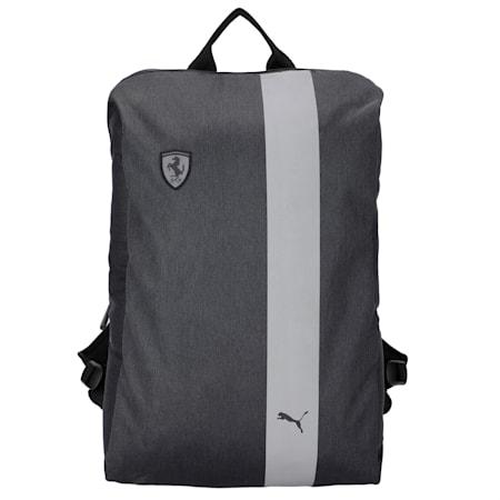 Scuderia Ferrari Style Reflective Tec Backpack, Puma Black, small-IND